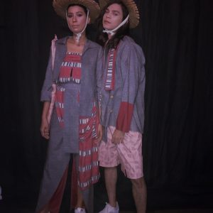 Fashion Collaboration with Lucky Textile Group