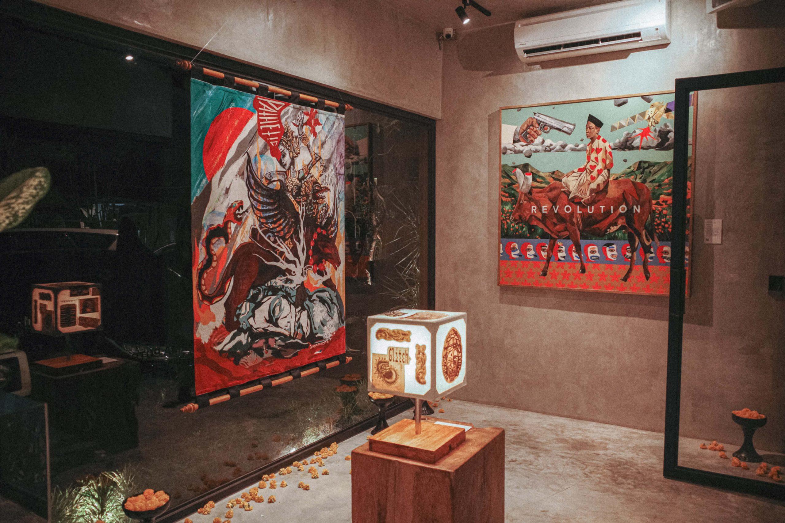 'VAITASA' – CAKRAVALA and AKSU's First Collaborative Pop-up Exhibition